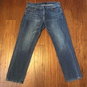 Lucky Brand 221 Original Straight Jeans W 36 L 32